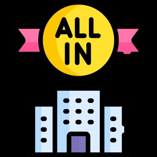 all-inclusive icon